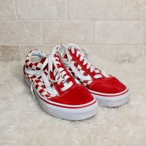 VANS Old Skool Checkerboard Skate Show